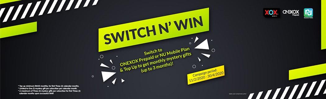 Kempen Switch N Win