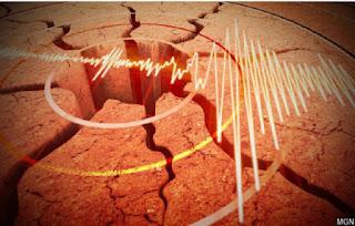 Remece en seis estados ola de 61 sismos en 12 horas en mexico.