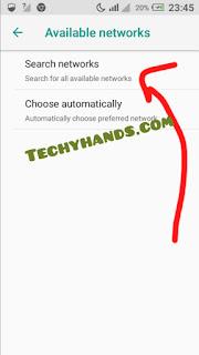 MTN Free call cheat settings