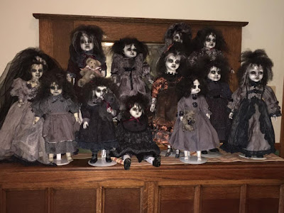 How I Create Gothic Girls & Zombie Babies from Repurposed Porcelain and Baby Dolls
