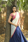 Angana Roy in half saree-thumbnail-12