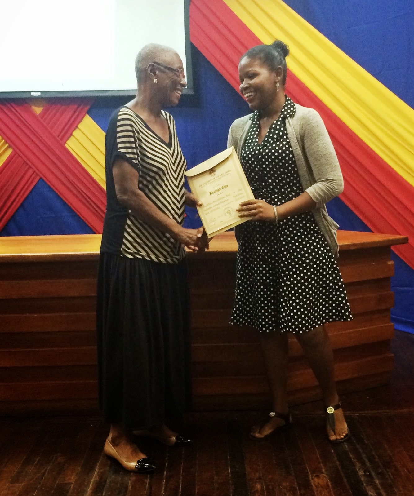 AWARDS FOR UWI STUDENT