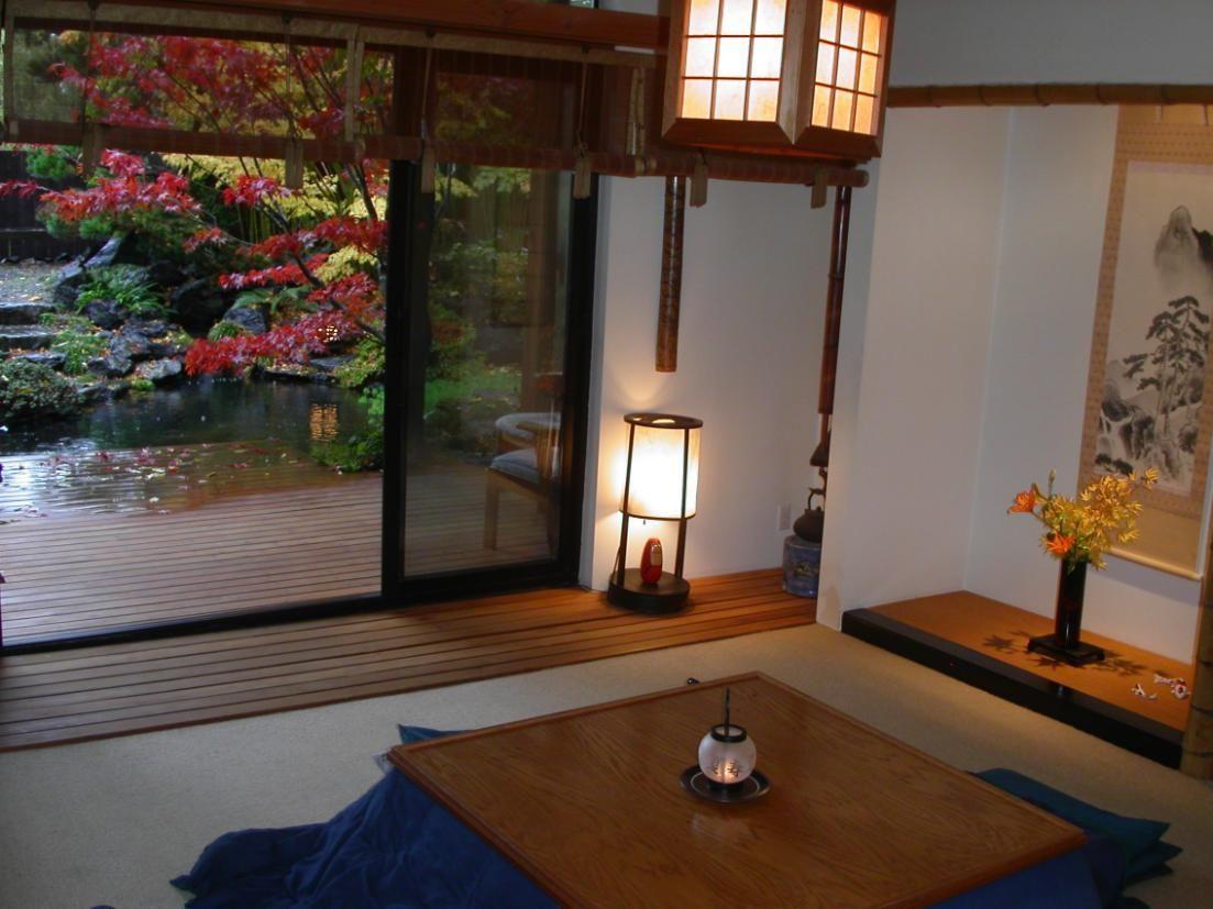 Desain Ruang Keluarga Ala Jepang