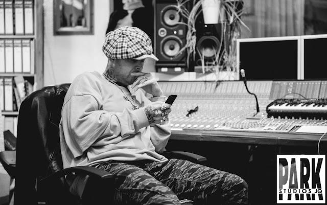 The Carnival Club EP | Birmingham Recording Studio | Park Studios JQ | audio gear porn