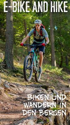 E-Bike and Hike powered by Best-Mountain-Artists | Ein Mix aus Wandern und Biken | Reichweitenmaximierung beim Wandern | Stevens E-Whaka+ ES E-Sledge+ ES