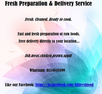 Fresh Preparation & Delivery Service