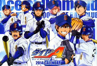 Diamond no Ace - Episódio 01