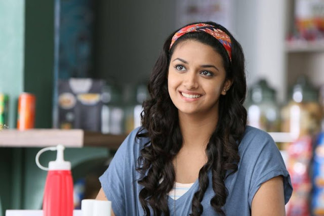 Full HD Wallpapers of Keerthi Suresh