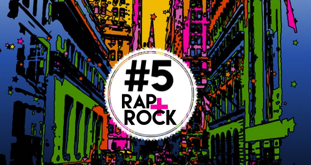 #5: Rap + Rock