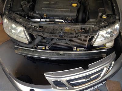 Saab 9-3 1.9 TiD usterki i problemy z zawieszeniem. Blog Motodrama. Porady motoryzacyjne.