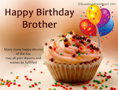 special happy birthday wishes for brother