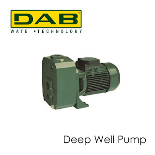 Pompa Air DAB Deep Well 151 M