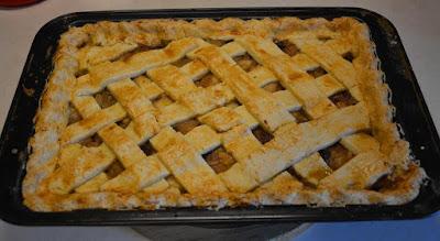 bezglutenowy apple pie