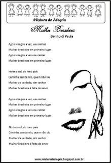 canto mulher brasileira