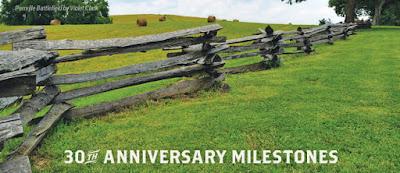 30th Anniversary Milestones: Perryville