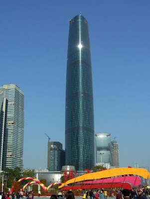 Guangzhou International Finance Center China