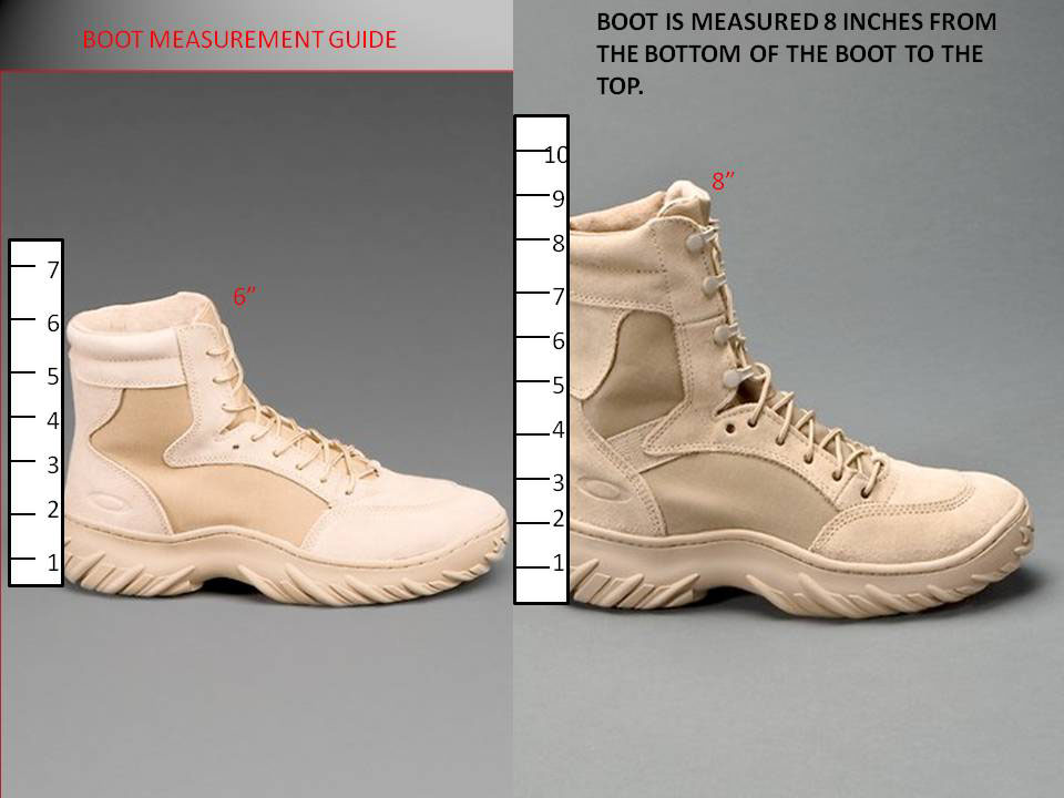 Boots Fashion Pic Authorized Army Boots List