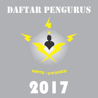 Unduh File Daftar Pengurus HMTE 2017