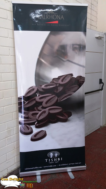 Dan and Valrhona chocolate week