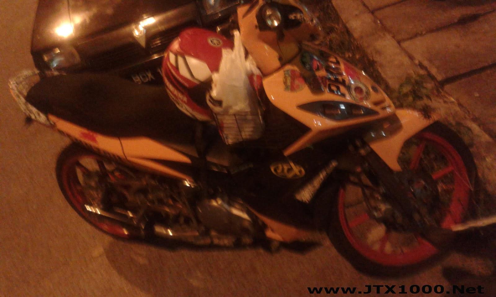 Yamaha LC dan Minyak Pelincir JTX1000