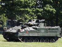 British Army Armoured Vehicles