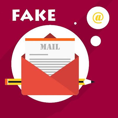 Cara membuat fake email