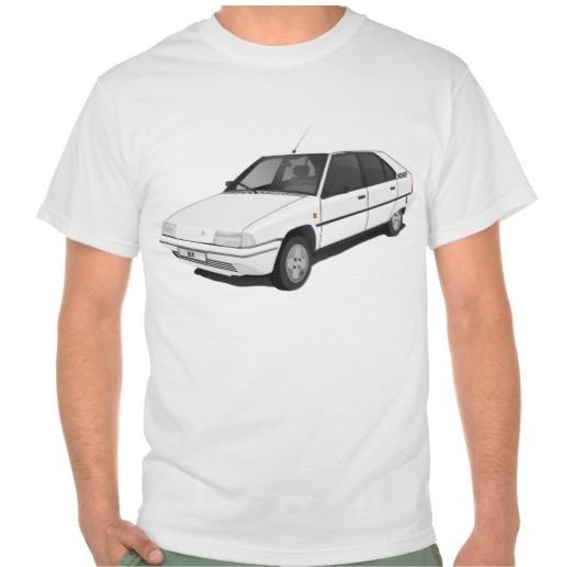Citroën BX shirt paita skjorta