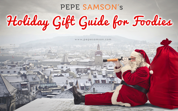 Fantastic Food Gifts and Where to Find Them: A Holiday Gift Guide for 2016