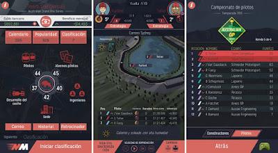 Motorsport Manager, el juego más realista de carreras