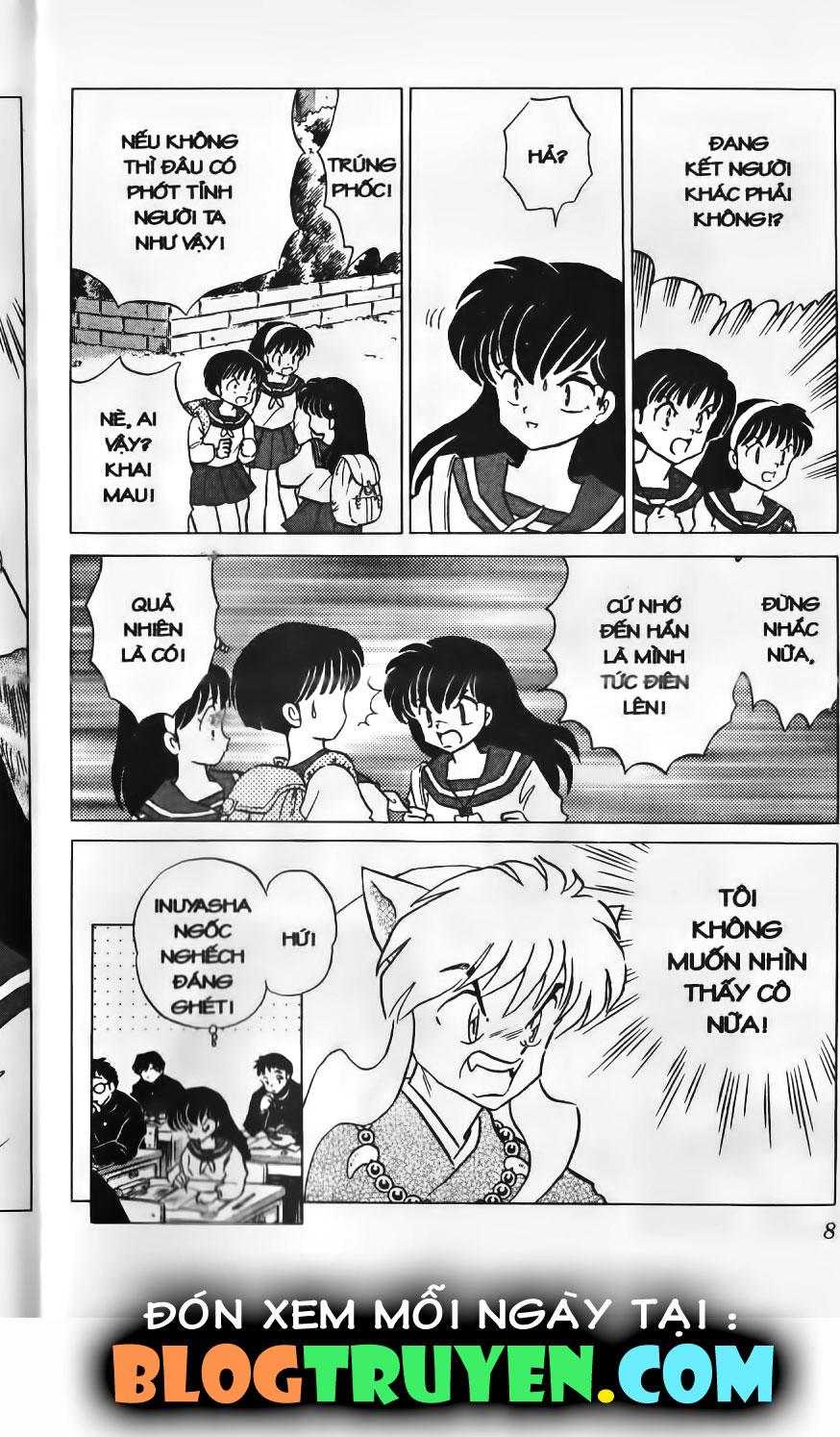 Inuyasha vol 15.1 trang 7