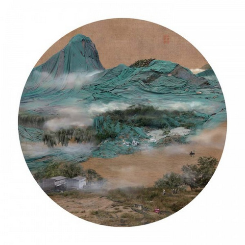 yao-lu-chinese-paintings-landfill