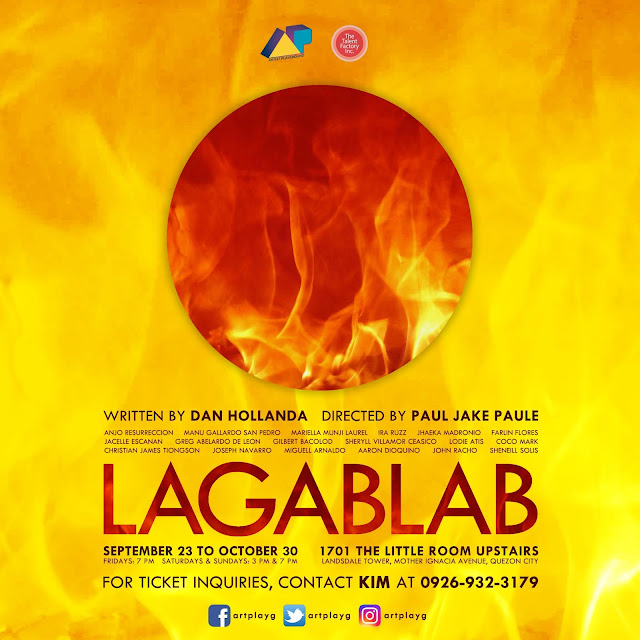 Artist Playground Presents Lagablab