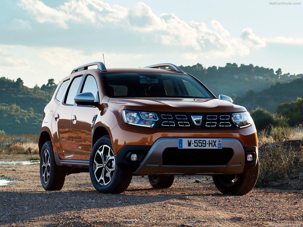 Οι τιμές του νέου, ολοκαίνουριου Dacia Duster