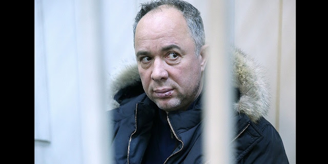 Yury Khrizman during the trial. Photo Credit: TASS.