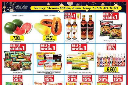 Katalog Promo Naga Pasar Swalayan 25 Juni - 10 Juli 2019