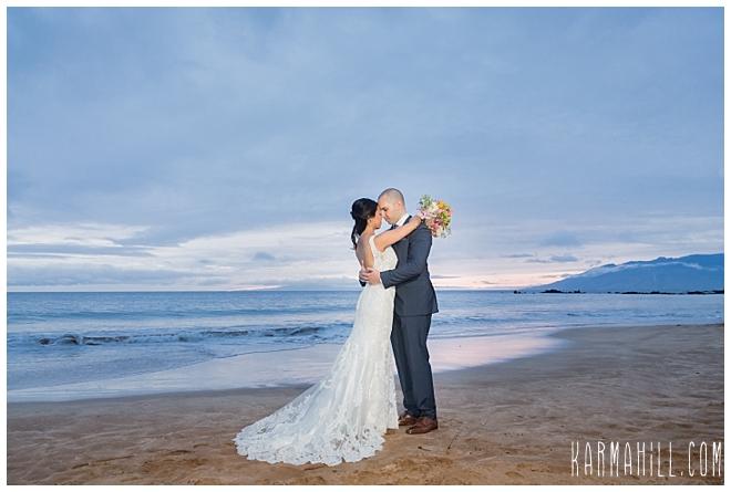Maui Wedding Package Coordination Simple