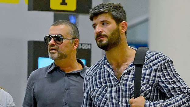 George Michael's Boyfriend Fadi Fawaz Found Singer Dead in Bed on Christmas Morning: 'I Will Never Forget'