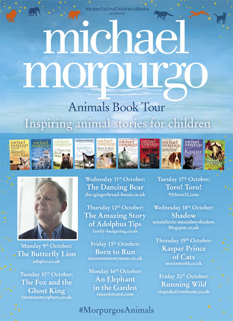morpurgos-animals-book-tour