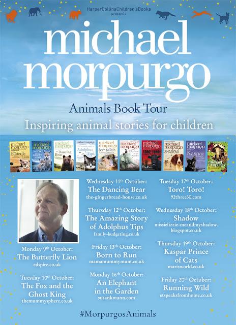 morpurgos-animals-book-tour