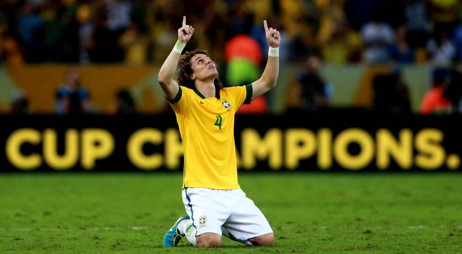 David Luiz 001 Hd Wallpaper