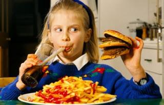 Waspada, Konsumsi Makanan Cepat Saji Meningkatkan Risiko Asma