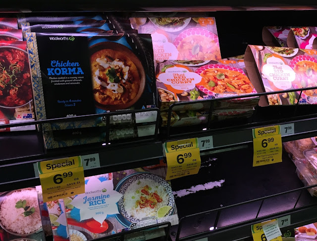 Emily S Kitchen Ready Meals Woolworths