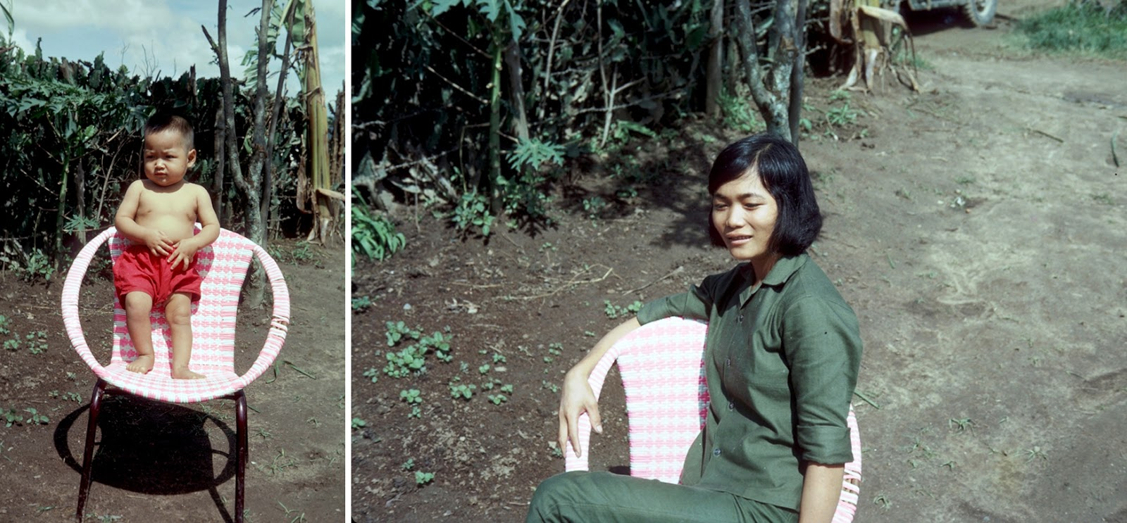 AN KHE, Vietnam 1965