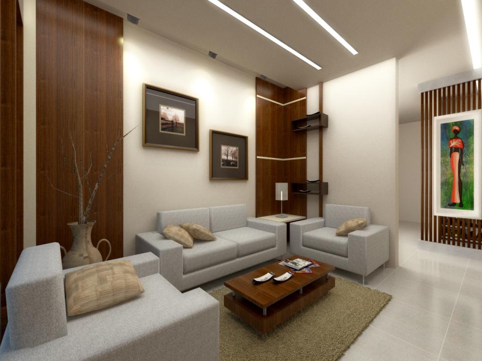 Desain Ruang Tamu Minimalis Yang Kecil