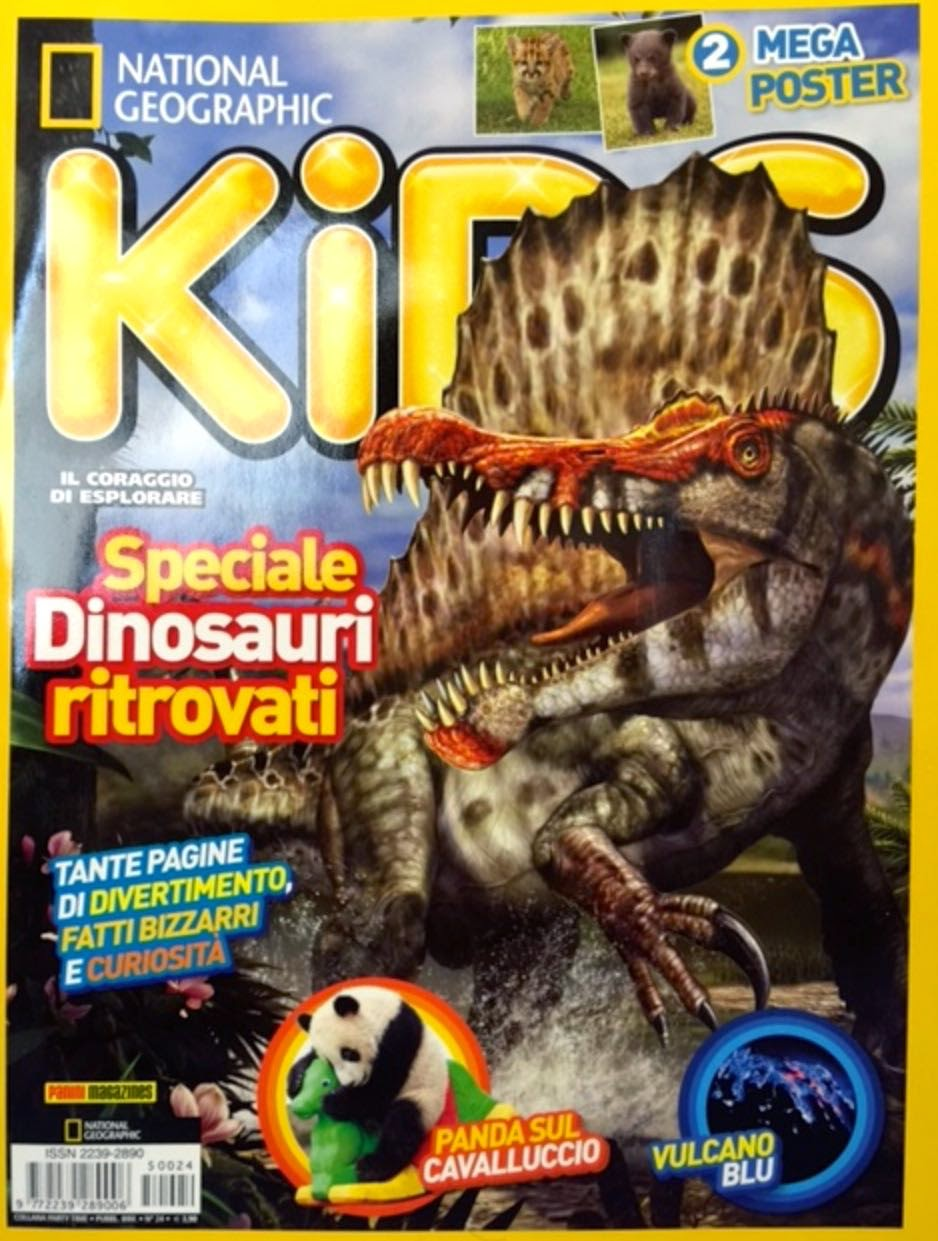 National Geographic Kids: marzo-aprile 2015