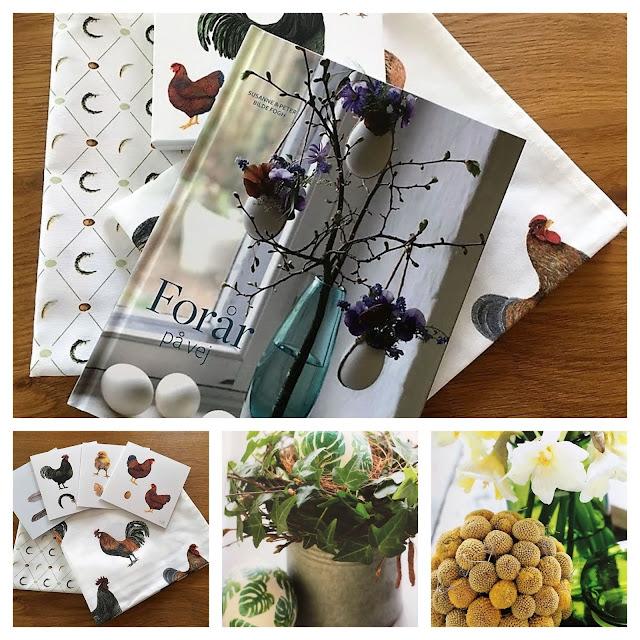 Våren er på vei og påske er like rundt hjørnet - Ny bok fra Koustrup og co