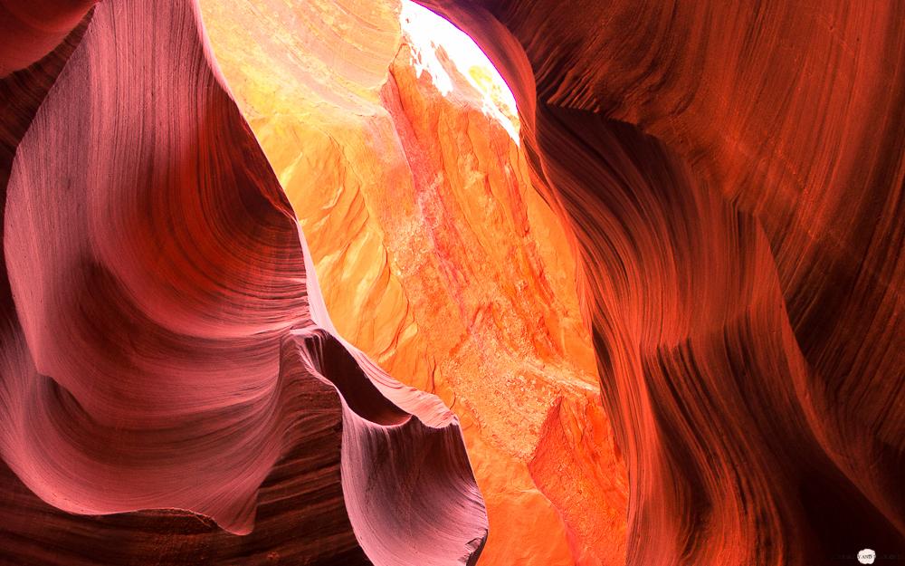 Lower Antelope Canyon <br/> Die Natur ist der größte Künstler