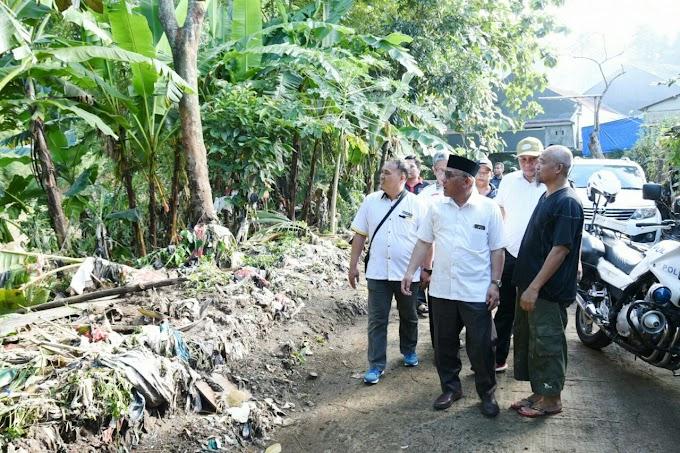 Penanganan Banjir Ciliwung, Pemkot Minta Penataan dari Kementerian PUPR
