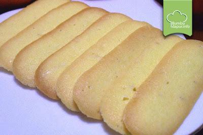 Resep Membuat Kue Lidah Kucing