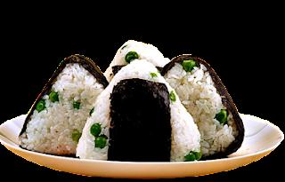 Onigiri bolas de arroz